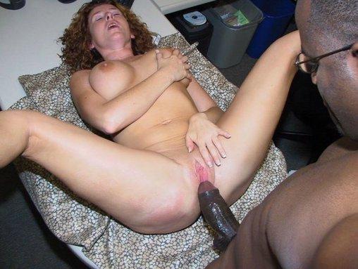 White wife black cock sex