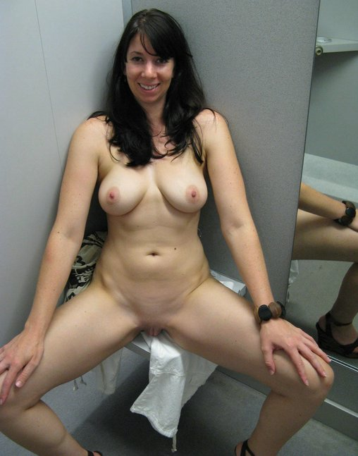 Caught Mom Naked
