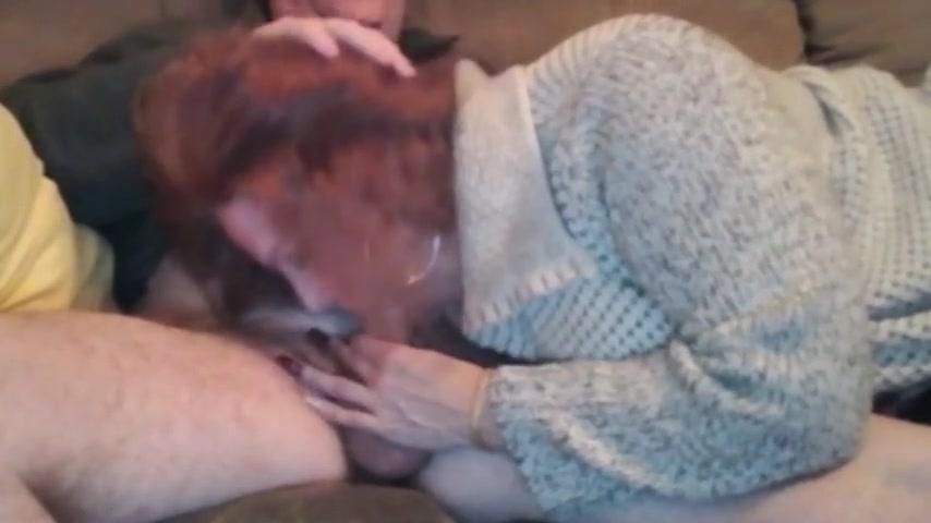 White Girl Sucking My Dick